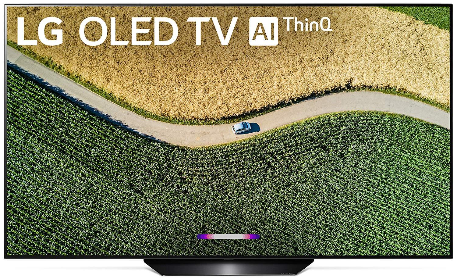 Lg B9 Oled Tv Review Smart 4k Uhd Tv Top Rated Tvs