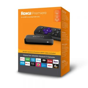 Roku fire tv stick