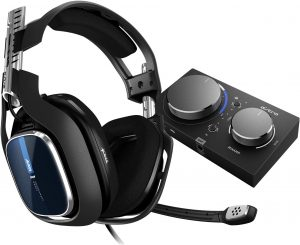 Astro A40 TR Headset + MixAmp Pro