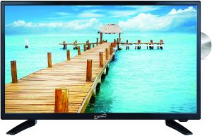 SuperSonic SC-2412 LED Widescreen HDTV & Monitor