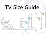 What Size TV you Should Buy – TV Size Guides